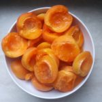 Juicy ripe apricots from the local weekday market  yummyhellip
